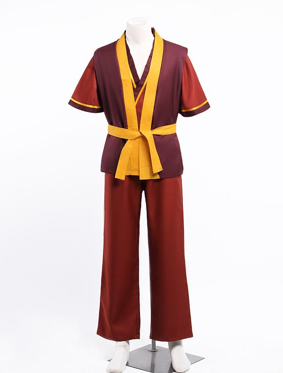 avatar zuko cosplay kost m. Black Bedroom Furniture Sets. Home Design Ideas
