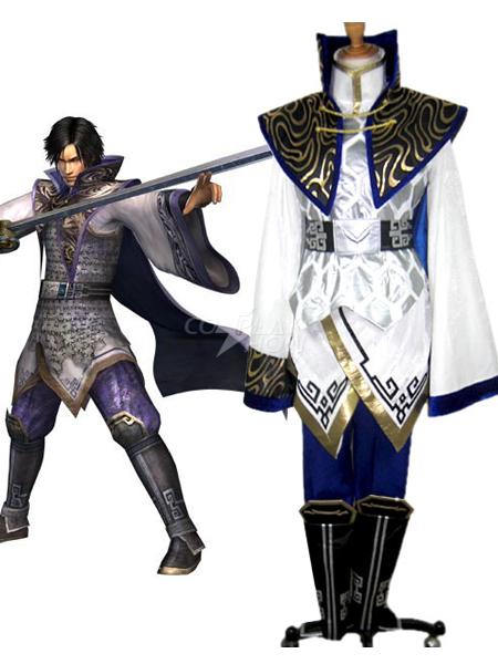 Dynasty Warriors 5 Цао Пи Cosplay костюмы - Cosplayshow.com by Milanoo