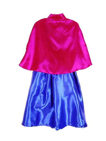 Costume enfant de Princesse en coton - Costumeslive.com by ...