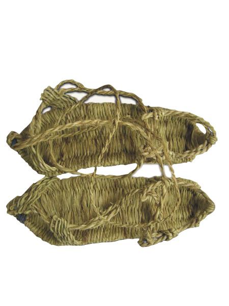Bleach Straw Ninja Shoes