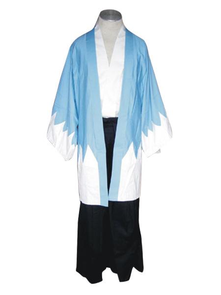 Sky Blue Shinsengumi Cosplay Costume