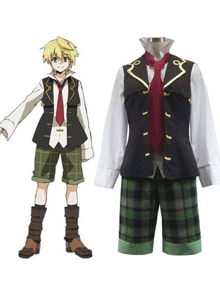 Pandora Hearts Oz Vessalius Cosplay Costume фото