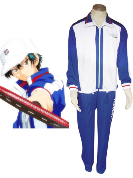 The Prince of Tennis Seigaku Cosplay Costume фото
