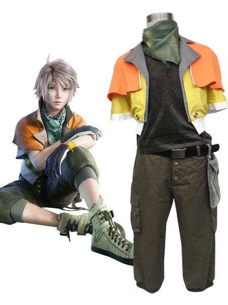 Final Fantasy XIII Hope Estheim Cosplay Costume фото