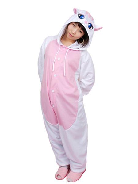Kigurumi Pajamas Cat Onesie For Adult Animal Costume фото