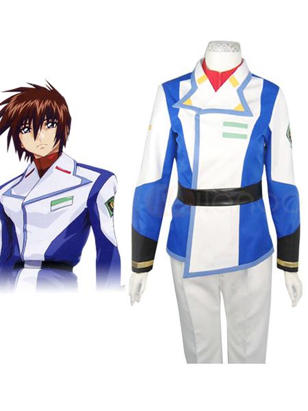 Gundam Seed Kira Yamato Cosplay Costume фото