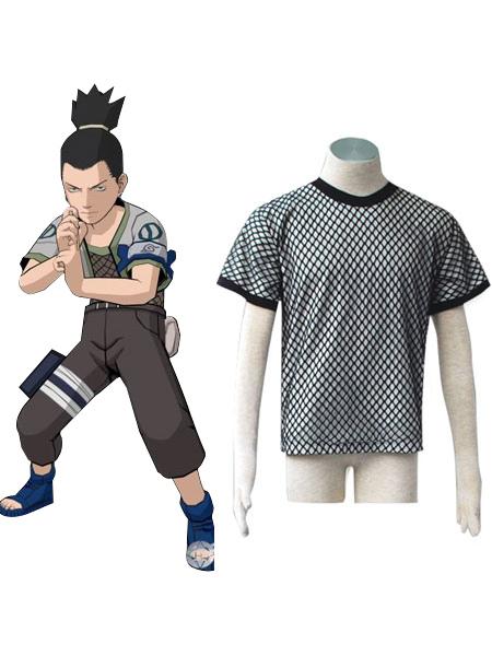 Naruto Cosplay Costume Ninja Under Top