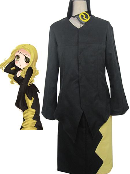 Soul Eater Marie Mjolnir Uniform Cloth Cosplay Costume фото