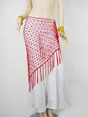 Triangle Scarf Belly Dance Costume Colorful Bollywood Dance Accessories фото