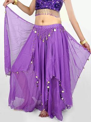 Skirt Belly Dance Costume Bollywood Dance Bottom фото