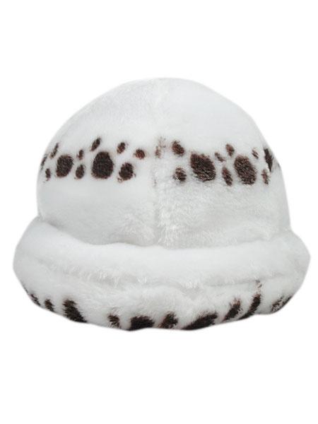 One Piece Trafalgar Law Cosplay Hat Plush  Cosplay Prop Halloween