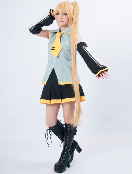 Vocaloid Neru Cosplay Costume Halloween