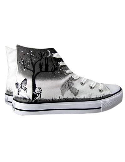 Сладкий Белый Холст Резиновые Босоножки TPR Единственный Женский Окрашены Обувь