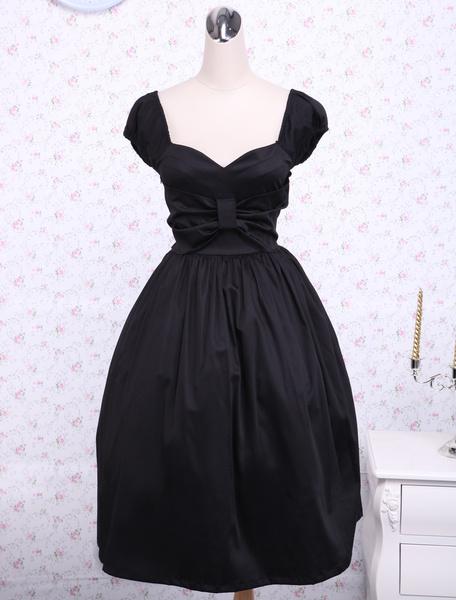 Cotton Sweetheart Empire Waist Cotton Classic Lolita Dress фото