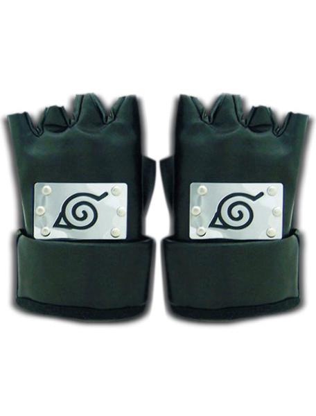 Naruto Ninja Leaf Village Gloves фото