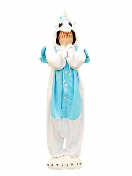 Kigurumi Pajamas licorne unicorn Onesie For Adult Animal Costume Halloween