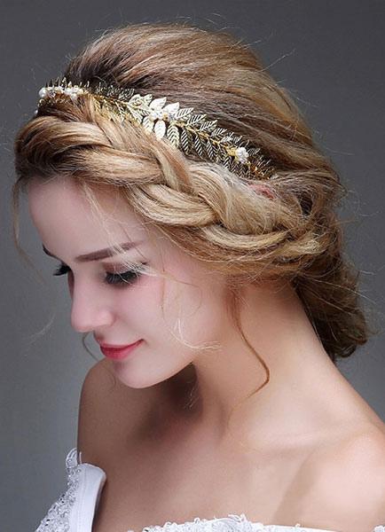 Coiffure ensemble accessoires cheveux - Milanoo FR - Modalova