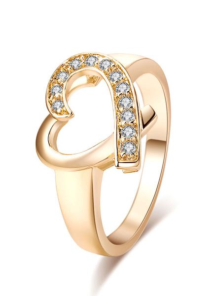 Bild von Fashion Ring in Golden