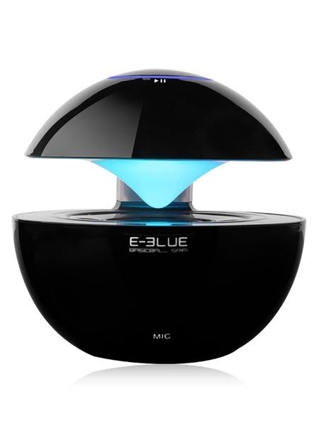 Wireless Bluetooth Speaker E BLUE LED Light Effects Music Control Stereo Smart Portable Speaker