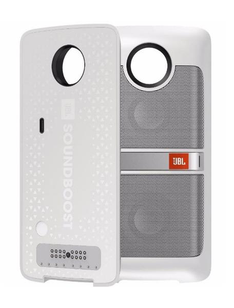 Купить со скидкой JBL Sound Boost Dual 27mm Durchmesser Stereo Lautsprecher Moto Z Mods Lautsprecher