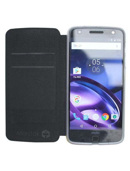 Moto Phone Accessory Moto Z Phone Smart Flip Cover