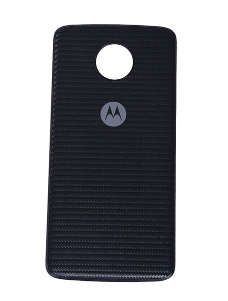 Moto Z Shell Ultrathin Black Fiber Moto Z Style Phone Case