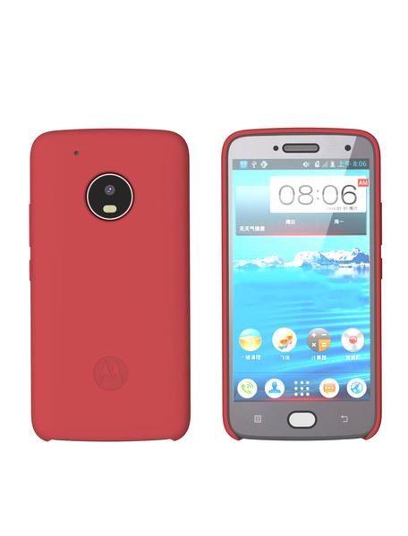 Moto Phone Accessory G5 Plus Multi Color Silicone Phone Cover