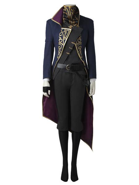 Dishonored 2 Emily Kaldwin Cosplay Costume фото