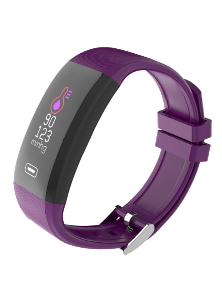 Smart Band Watch Dynamic Blood Pressure Measurement Heart Rate Data Sync Voice Call Bluetooth Fitnes