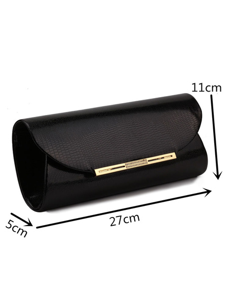 Envelope Clutch Bags Wedding Bridal Purse PU Evening Handbags (usa41696558) photo