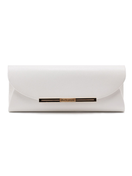 Envelope Clutch Bags Wedding Bridal Purse PU Evening Handbags (usa41696560) photo