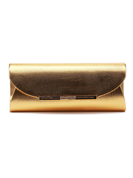Envelope Clutch Bags Wedding Bridal Purse PU Evening Handbags (usa41696556) photo