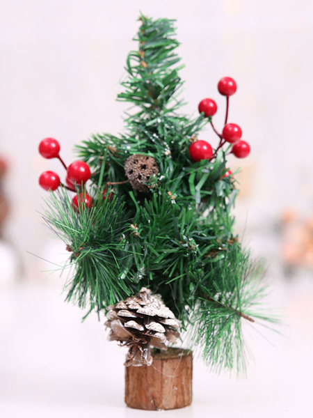 Christmas Decorations Mini Tree Home New Year Decors Halloween