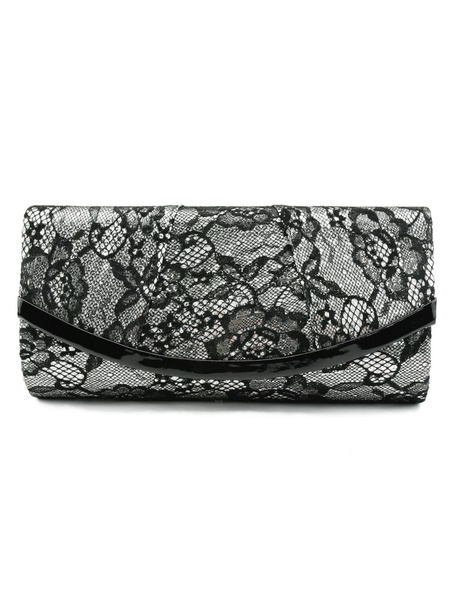 Lace Wedding Clutch Bags Women Evening Purse Party Handbags (usa41748390) photo