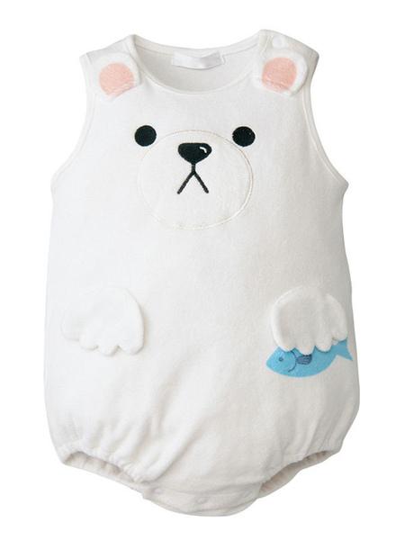 Milanoo Baby Bear Costume Unisexe Infant Kids Vêtements Déguisements Halloween