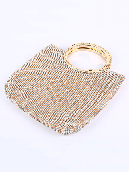Clutch Bags Wedding Purse Gold Silver Bridal Evening Handbags (uk42219270) photo