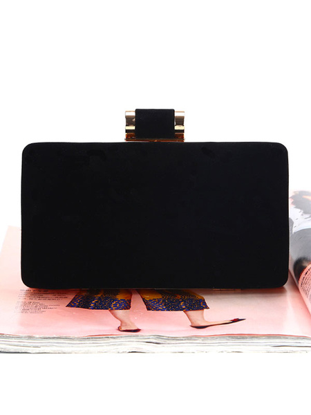 Evening Clutch Bags Wedding Bridal Purse Corduroy Party Handbags (usa42219710) photo