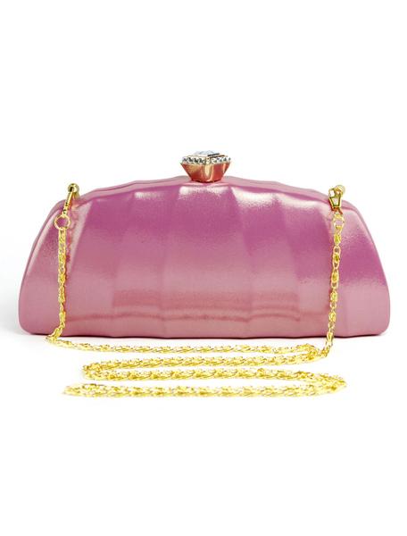 Wedding Clutch Bags Metallic Purse PU Evening Party Handbags (uk42256480) photo