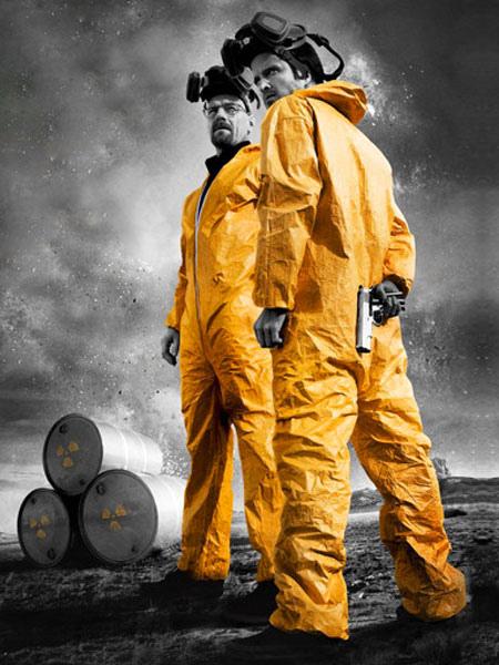 Image of Carnevale Breaking Bad Cosplay Costume indumenti di protezione chimica Carnevale