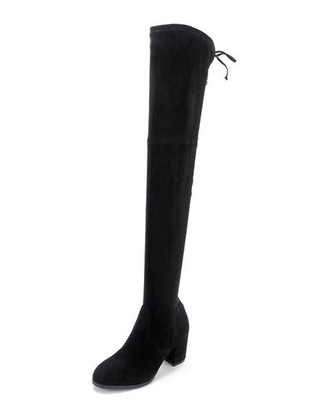 Women Over The Knee Boots C...