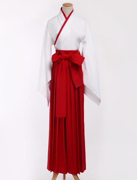 Fabulous Suzuhara Izumiko Red Data Girl Cosplay Costume Milanoo
