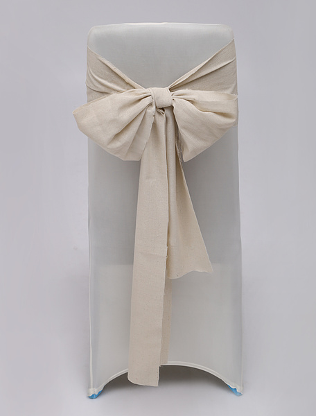 Chair sash With Bow фото