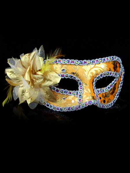 Halloween Mardi Gras Princess Mask фото
