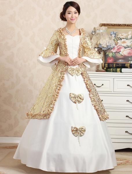 Elegant Baroque Rococo Sleeves Lolita Dress фото