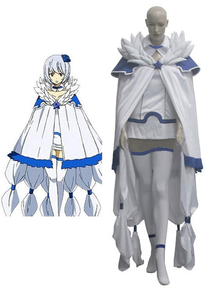 Fairy Tail Yukino Aguria Halloween Cosplay Costume фото