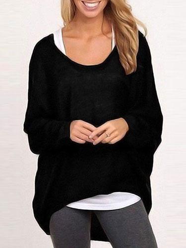 Высокие женские пуловеры