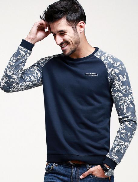 Men's Multi Printed Sweatshirt фото