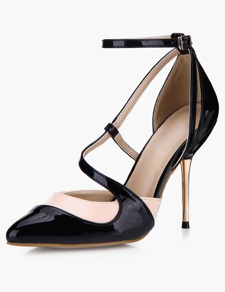 Pointy Toe Stiletto Heel Sandals фото