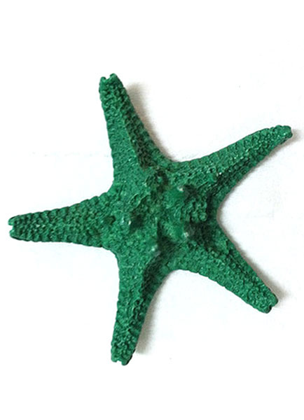 Green Beach Wedding Decors Resin Starfish фото