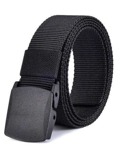 Cool Black Casual Belt Waistband For Men фото